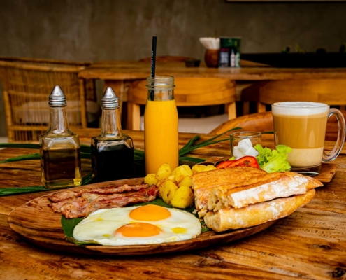 Karma Resort - Breakfast